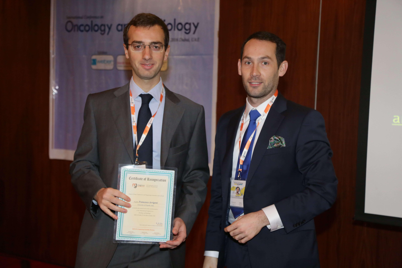 Cancer conference - Dr. Francesco Arrigoni