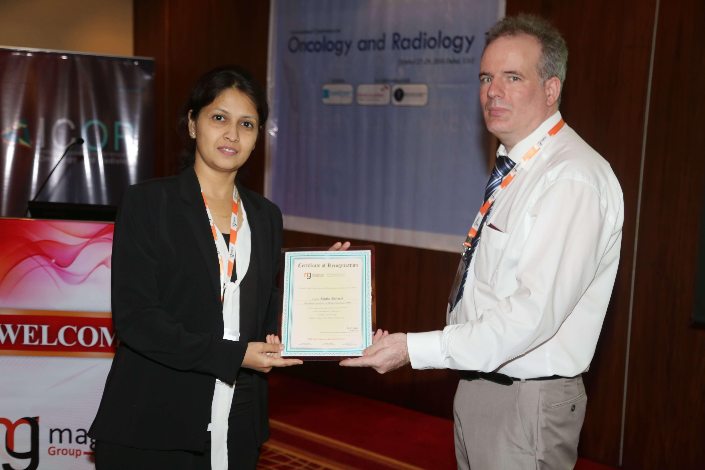 Cancer Conferences - Dr. Nadia Shirazi