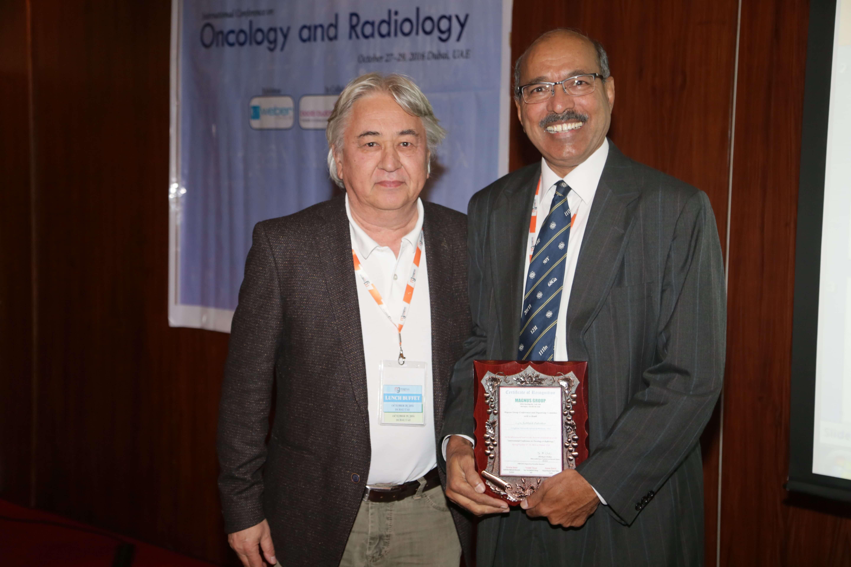 Cancer conference - Dr. Subhash Paknikar