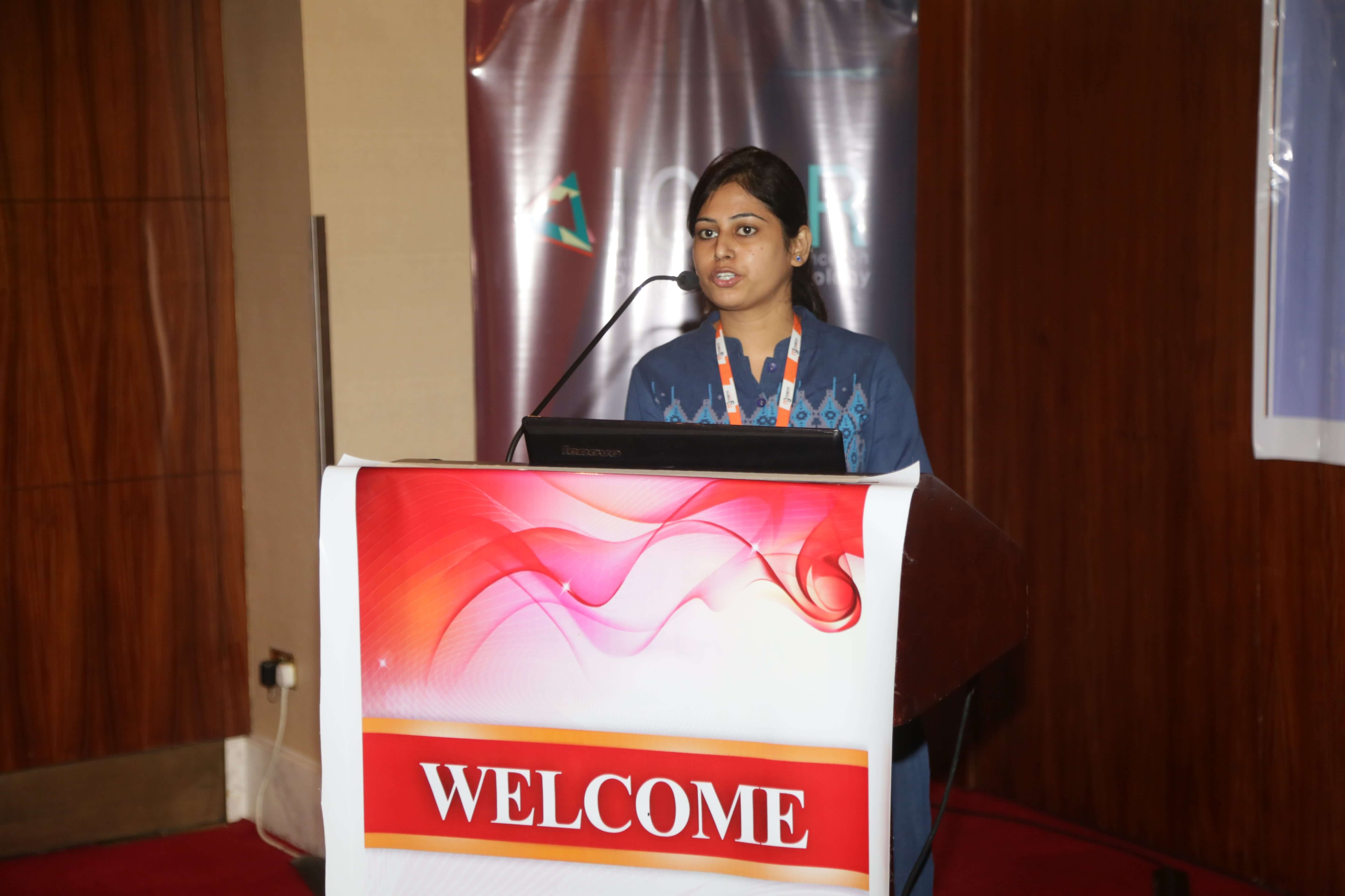Cancer education conferences - Mrs. Shaista Suhail