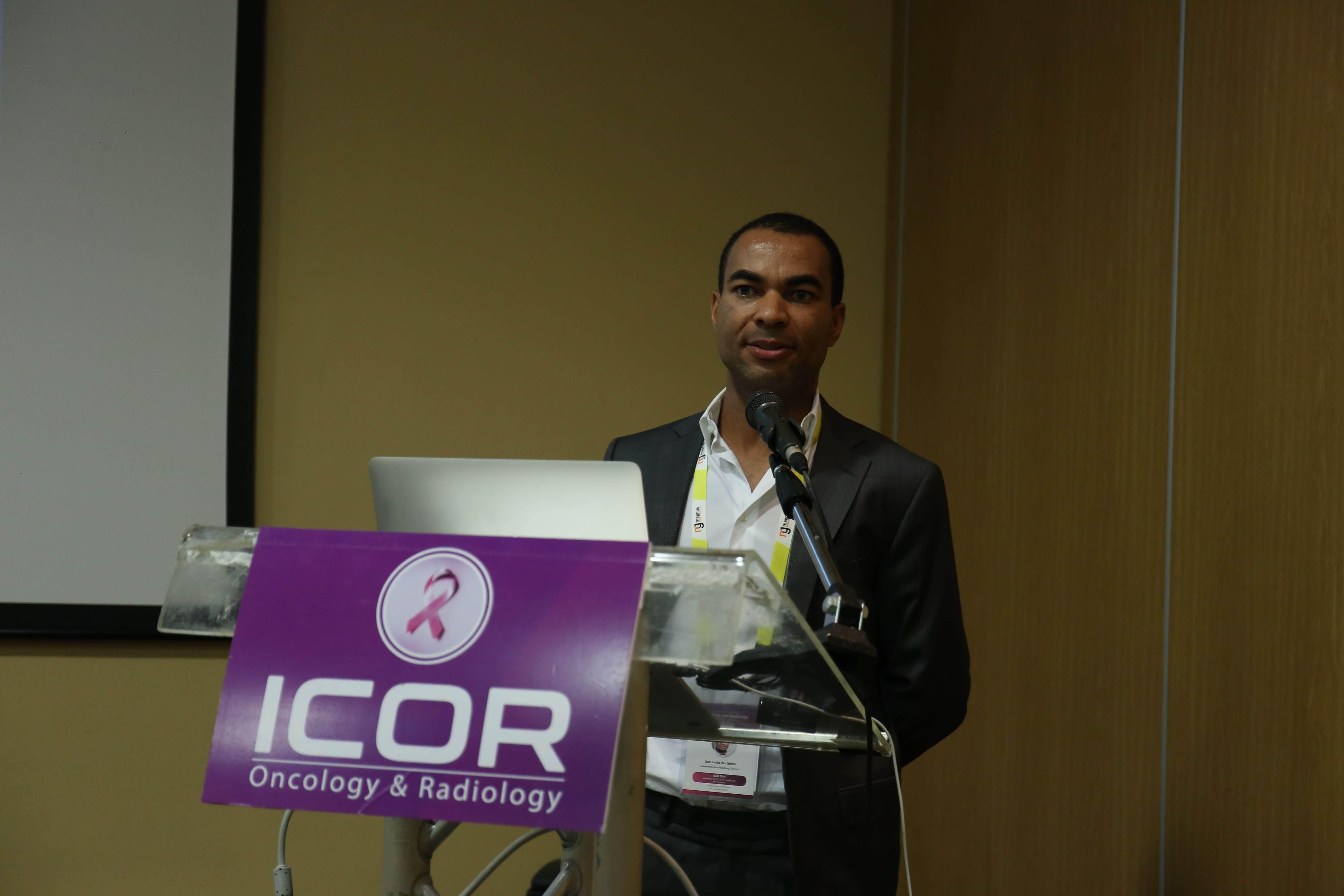 Cancer conference - Jose Carlos dos Santos