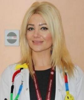 Cigdem, Speaker at Cigdem: Speaker for Pediatrics Conference
